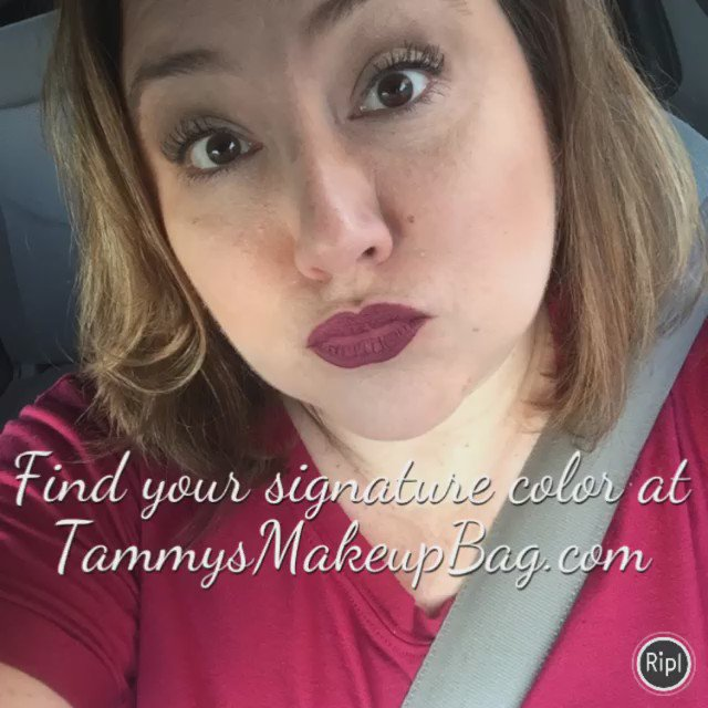 makeup beauty younique tammysmakeupbag l liquidlipstick via