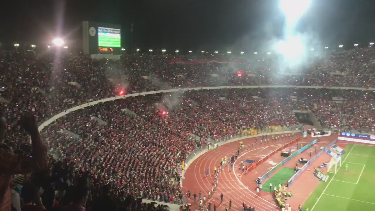THIS. IS. FOOTBALL. HEAVEN. #EGYPT 1-0 #GHANA. https://t.co/flbwGy5qgE