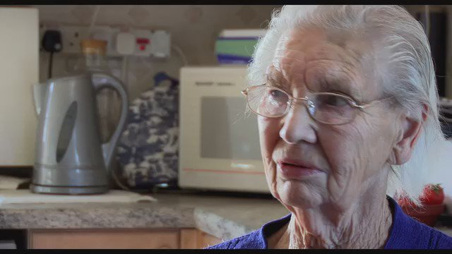 How #Trump threatened Molly (now 92) with legal action (from @ADGmovie) #imwithmolly @TrumpedMovie https://t.co/Ug9uAZaUdf