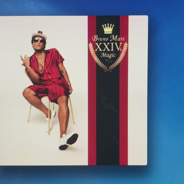 90's R&B好きのみなさま、事件が起きてますよ  #Brunomars #24kMagic https://t.co/AeOXaDTsPI