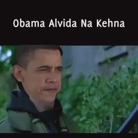 'Kabhi Alvida na Kehna..' (Never say Goodbye).