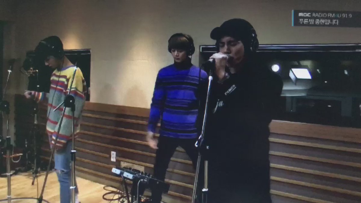 #TellMeWhatToDo Live on MBC Blue Night Radio https://t.co/XcqLOfTgkN