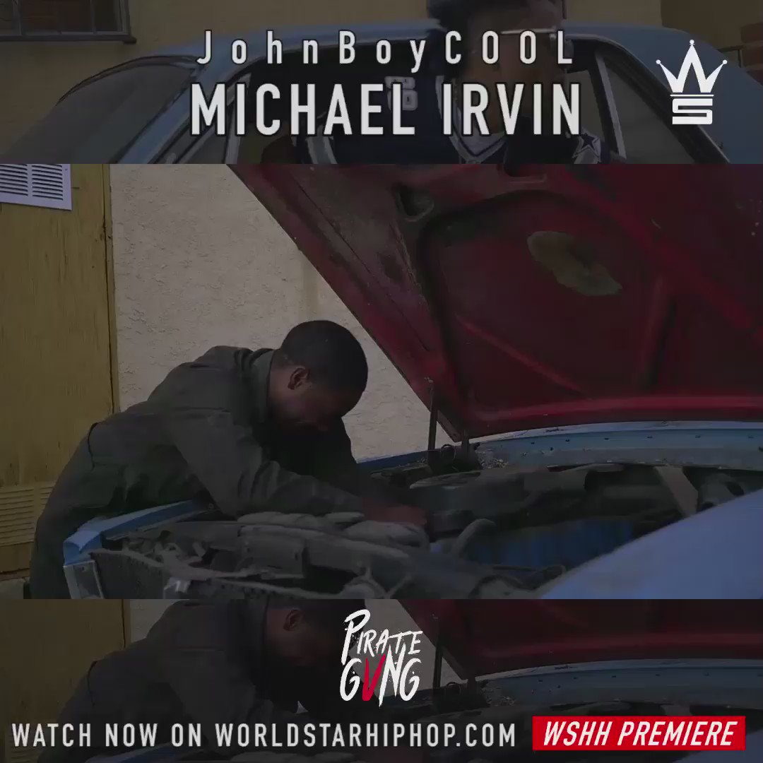 """Michael Irvin"" x @WORLDSTAR x #MindGamesAndMixedSignals #WorldstarHipHop #PirateGVNG https://t.co/QCEJMcIabn https://t.co/j1wbkj3zwR"