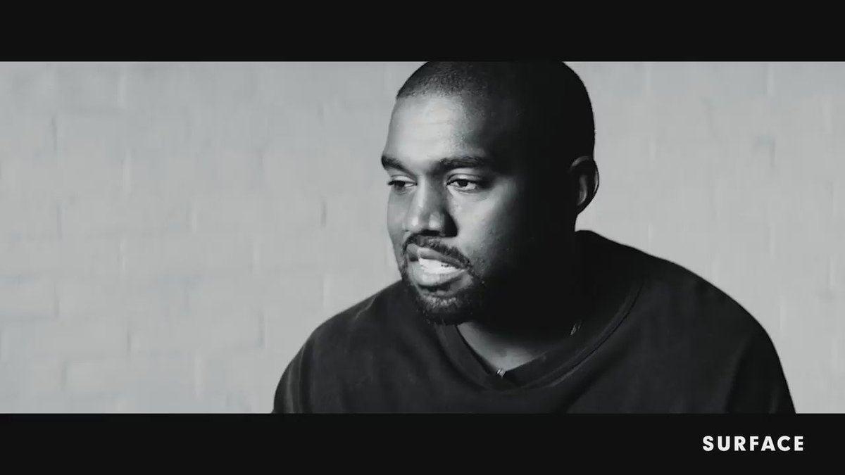 Words get in the way...  The conversation with #KanyeWest continues: https://t.co/gXHNOuscsO  #ThinkLikeYe https://t.co/hFloVNbdSv