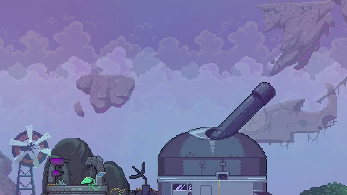in case you missed it yesterday, here's some new Skytorn gameplay: https://t.co/Y4FEJA3Z86