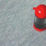 じゅうたんにこぼした醤油を綺麗にする方法!もっと多くの人に伝われ!
