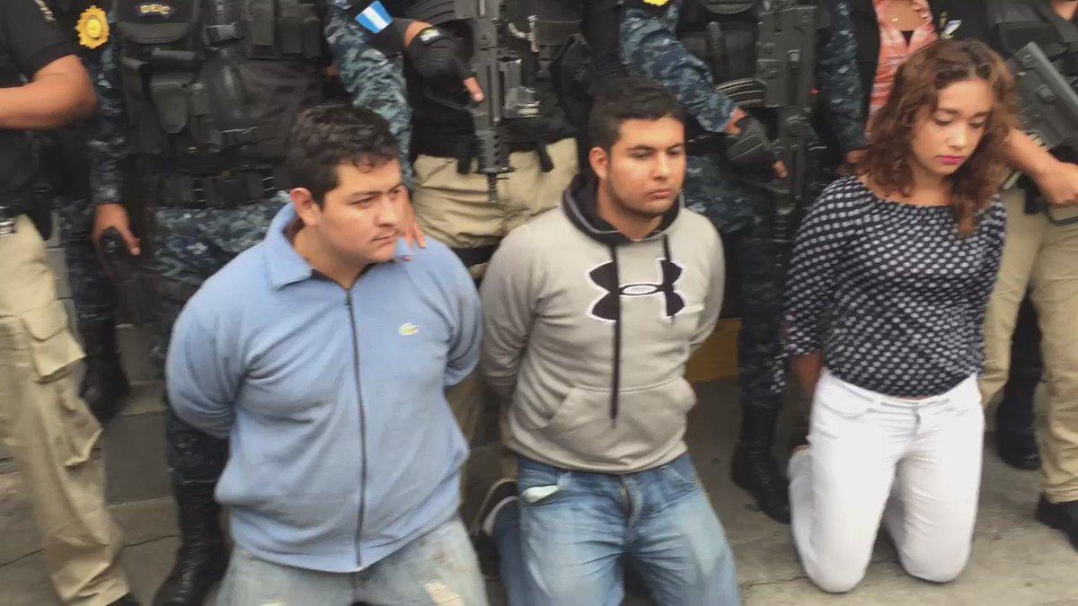 Detenidos tres secuestradores presuntos responsables de secuestró de menor en la zona 4 https://t.co/otj37aw30m
