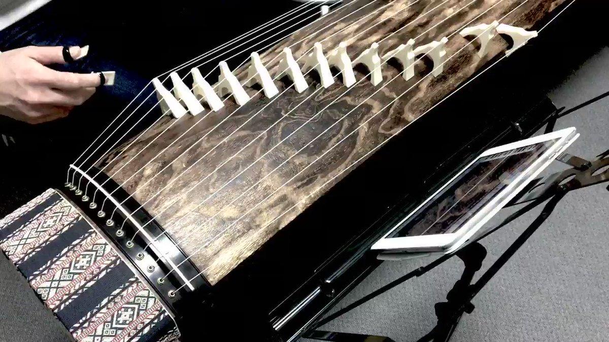 「ユーリ!!! on ICE」オープニングテーマ「History Maker」箏四重奏できました。ぜひぜひ聴いてみてください〜!