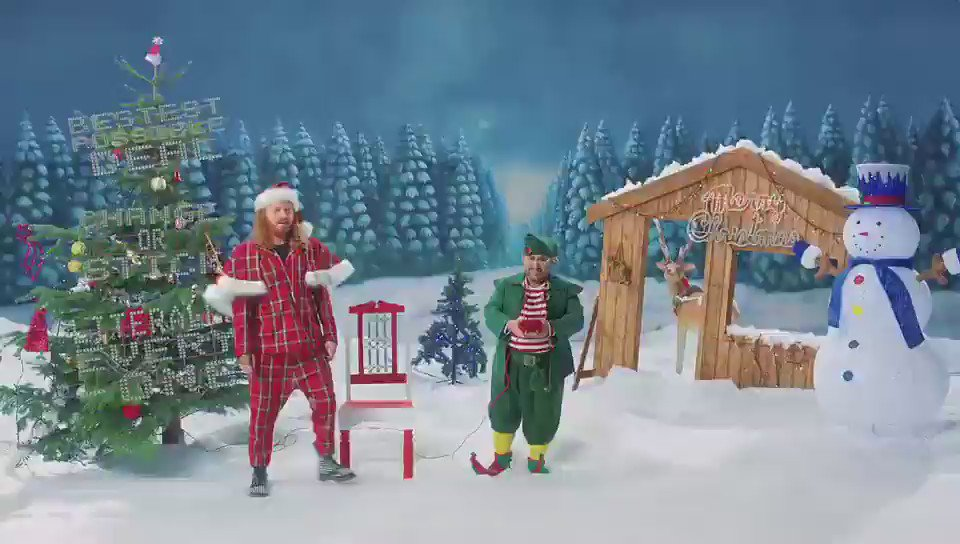 It's officially the start of Christmas! New @CPWTweets ad! Merry Keithmas! X https://t.co/lSXGT4jjF2