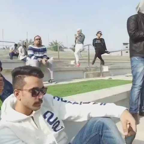 GUST Mannequin challange organized by the debate club, job welldone! #gust #mannequinchallange https://t.co/kS4WyYSWWw