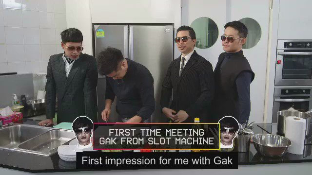 Meet Gak from @SlotMachineBand! Here's what his bandmates thought of him when they first met him! #MTVAsiaSpotlight