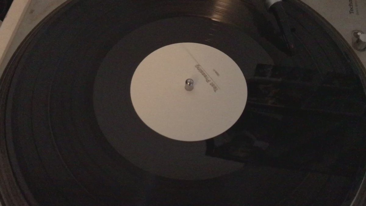 Testing out these @waltonMCR test presses