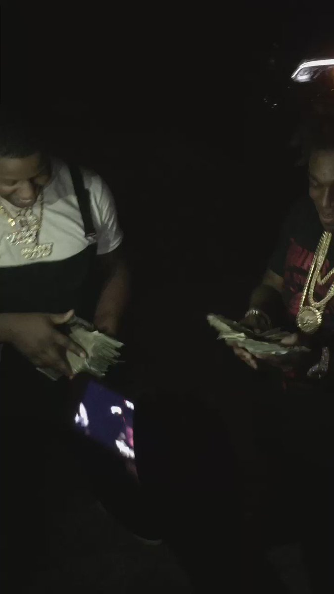 Kodak and Blac Youngsta lit https://t.co/J56OXHk1Yt