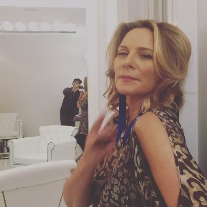 Kim cattrall clips sexuales