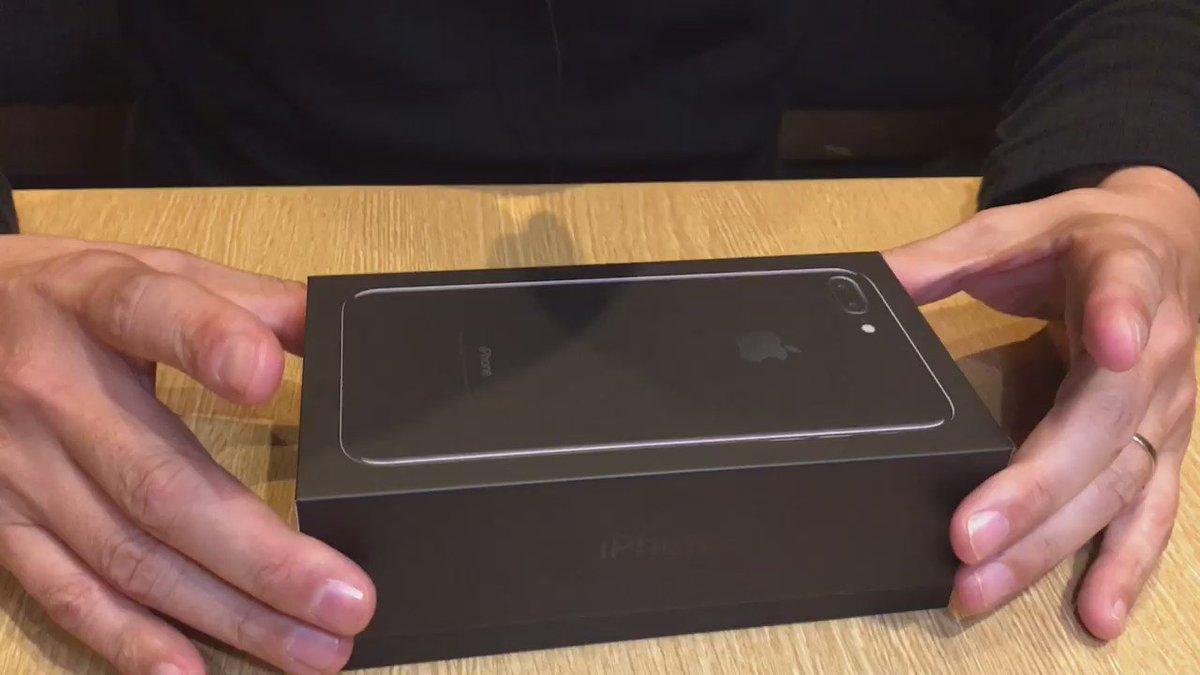山根博士iPhone7開封の儀、まさかの展開(ヤラセなし)  さすが博士、持ってる
