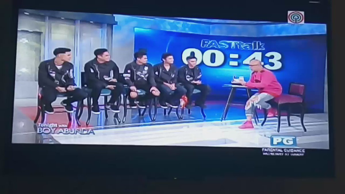 Fast talk (3) #TWBABoybandPH https://t.co/VxO7mPYSqz
