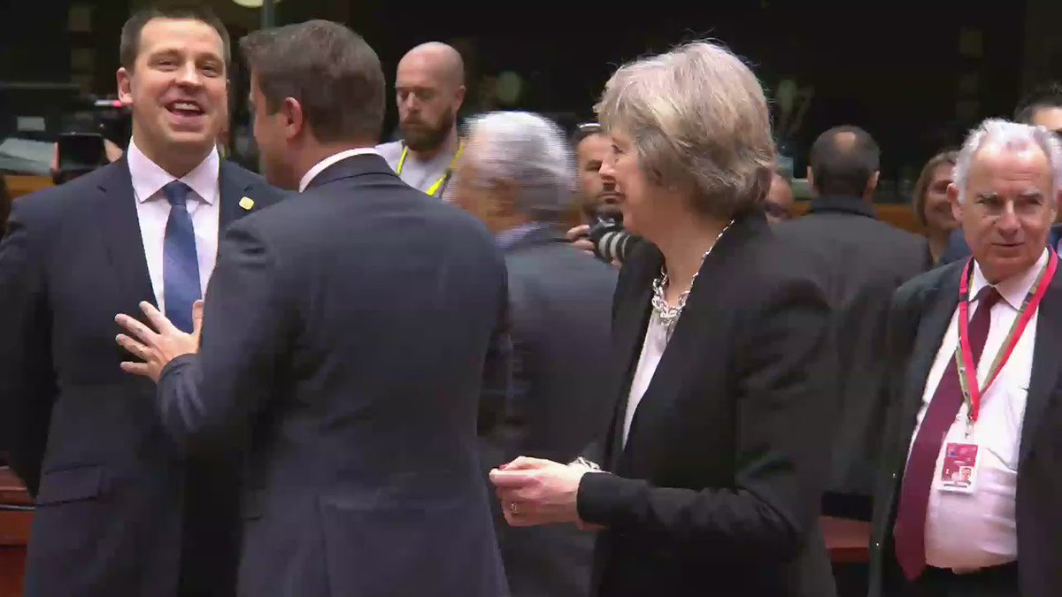 That thing when you can't find any friends at the party... #EUCO https://t.co/8I1DTo9mjU