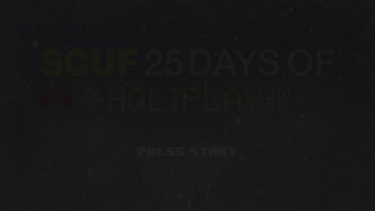 This is who we are. This is how we #giveaway. Day 15 of @ScufGaming HoliPLAY is here! https://t.co/K6HN8Hyg7s https://t.co/91JMU7ud6q