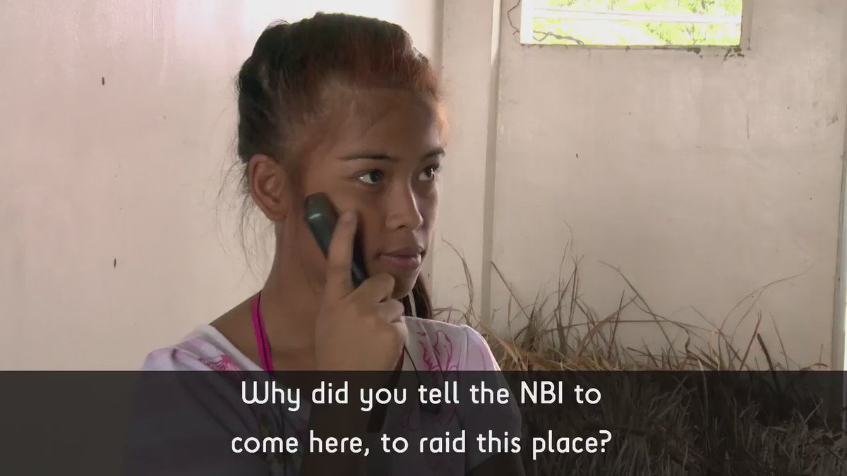 Real Stories - Michelle and Marisol were both abused as children in Subic Bay's sex bars. Now, they want justice. Full doc: