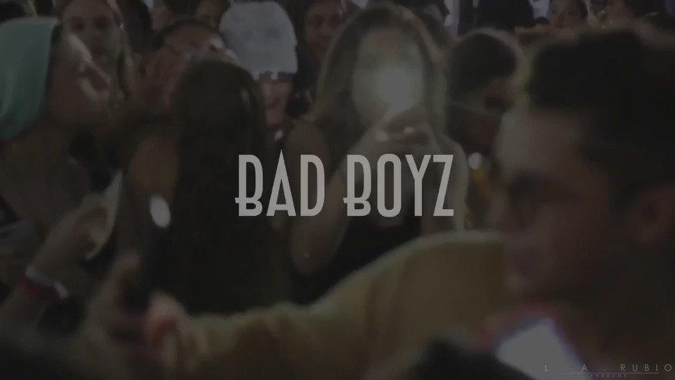 2017 . New anthem !!! #BadBoyz ft @pitbull @AustinMahone @BobbyBiscayne !!!