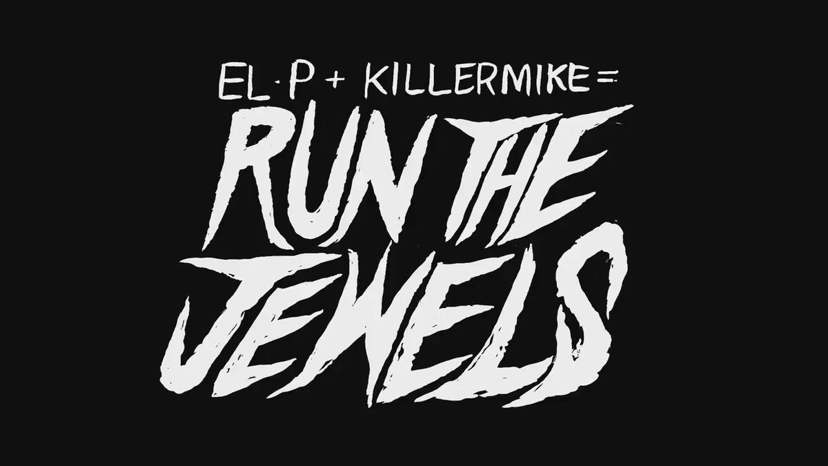 IT'S A CHRISTMAS F***ING MIRACLE 👉👊 #RTJ3 runthejewels.com