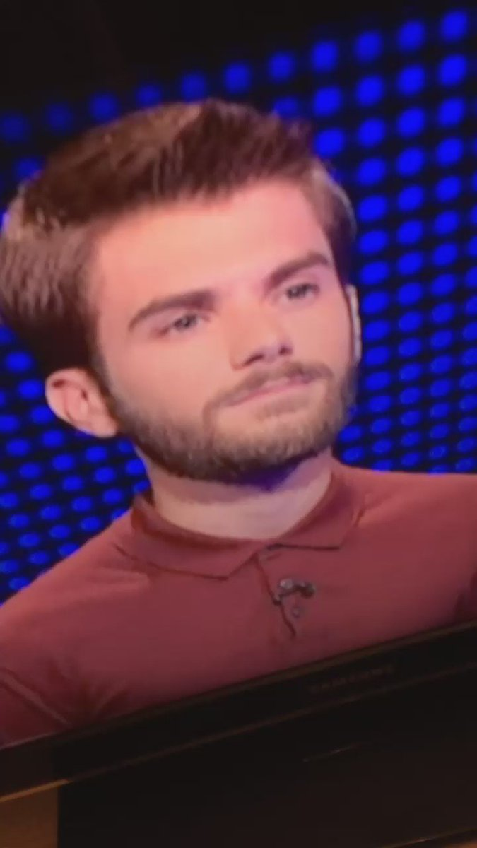 This just happened on #theChase ffs
