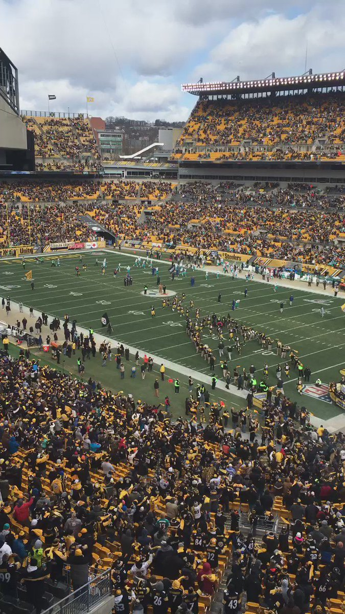 Here We Go!! #Steelers https://t.co/noFzB430yz