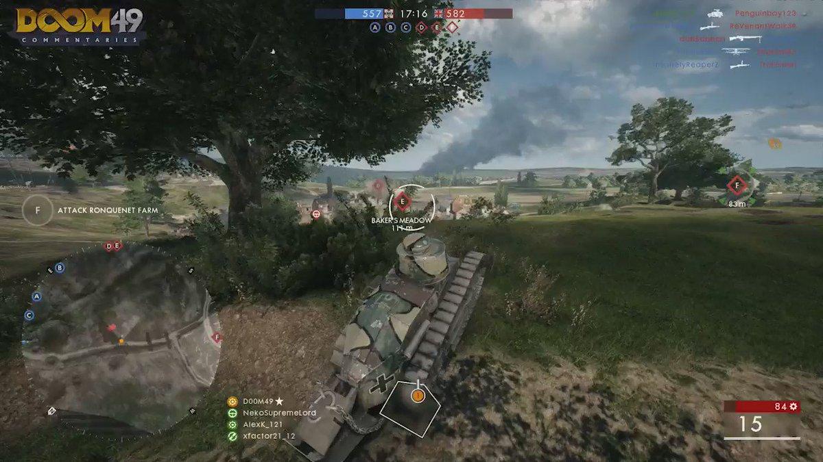 When you can't help but make a truce in #battlefield1 @battlefield https://t.co/UHfMr5WiDg