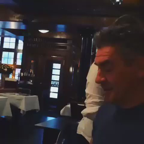 One of Europes most iconic and leading opera singers Zoran Todorovich sings a song to Mccreedy. https://t.co/nzkwrTbpki
