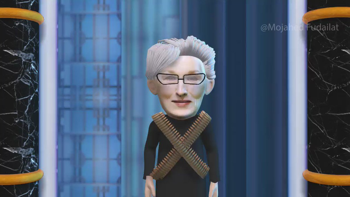 - @TheNotoriousMMA goes CRAZY😡on MerylStreep👎after herWords on #MMA @ #GoldenGlobes & the whole place goes bananas🍌 @mma_gifs_ @MMARoasted