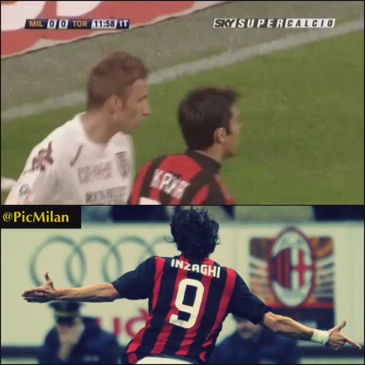 Supper Pippo Inzaghi Hat-Trick vs. Torino  #MilanTorino https://t.co/Hq6JHOnYwn