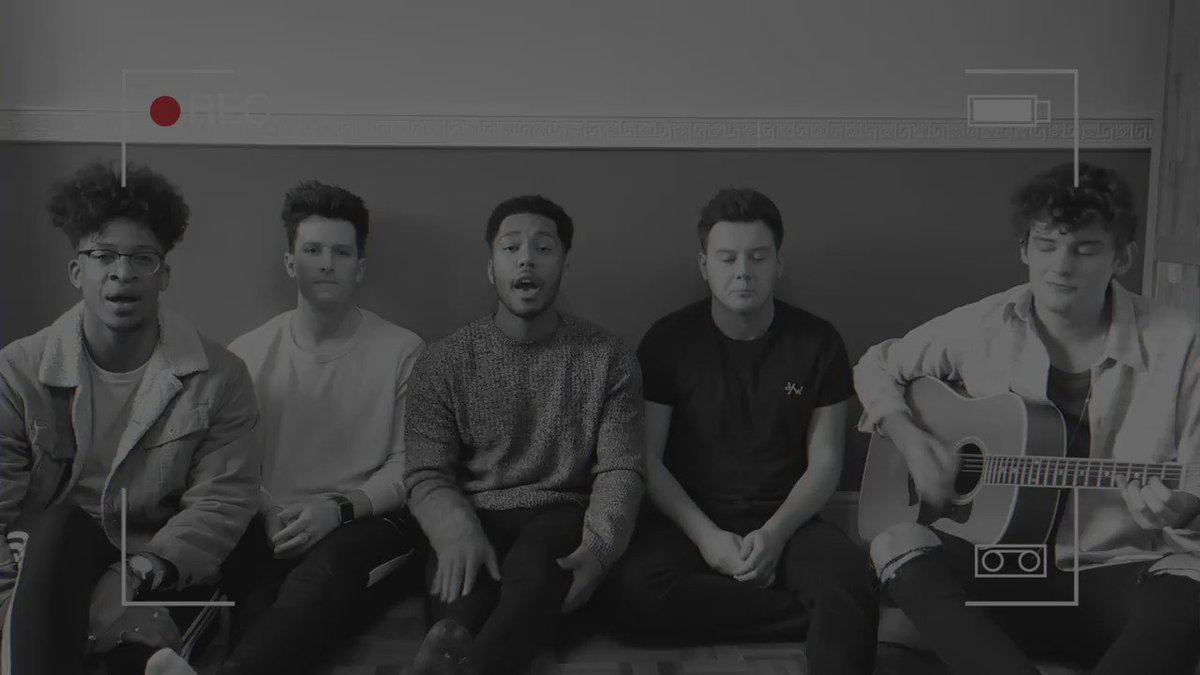As we were loving @edsheeran 's new songs, we thought we would take 5 and make a cover for you guys back home! Enjoy! 😝   #ConceptCovers