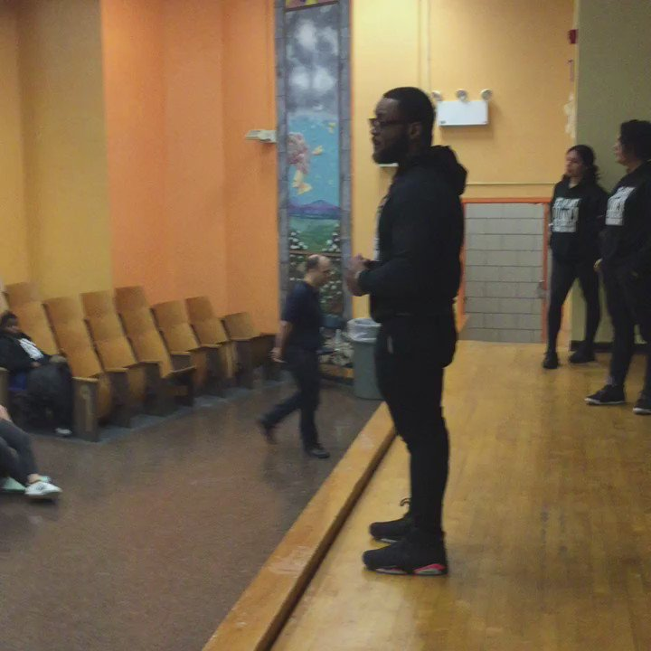Principal Mr.Njoku giving a speech on motivation towards our #straightouttaMSTAscholarssaturdayacademy #MSTA #saturdayschool @D12PCs