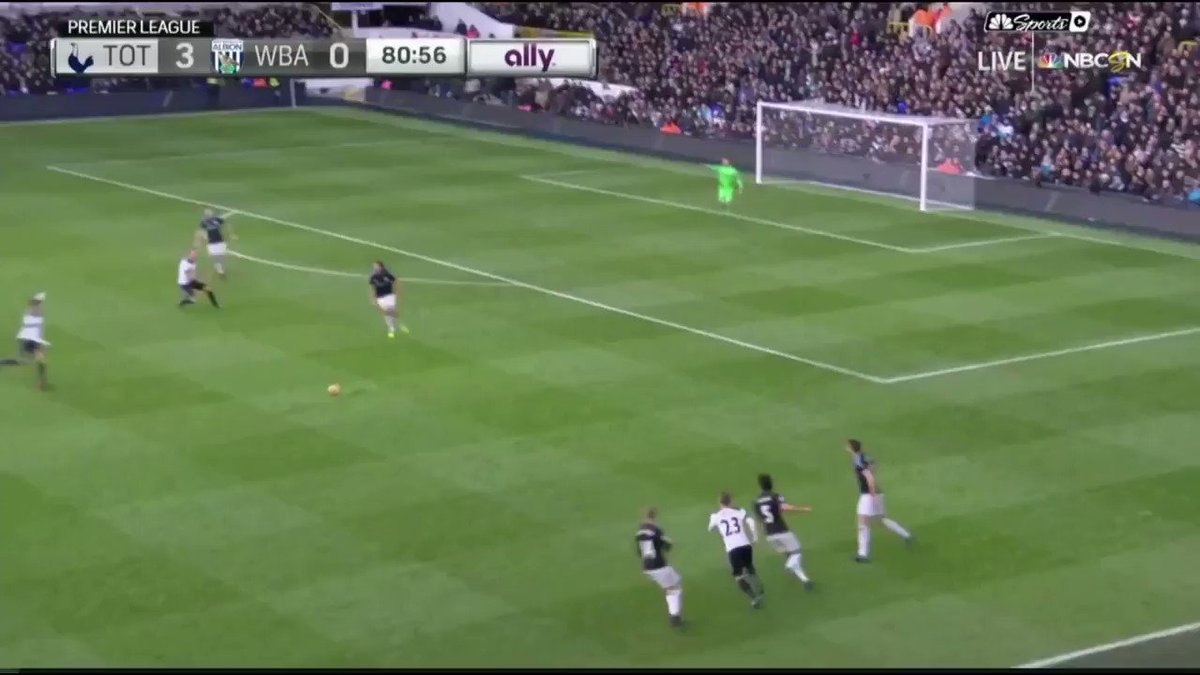 That chip from @Dele_Alli to @HKane...  #hatty #COYS https://t.co/Sn83TwIFrF
