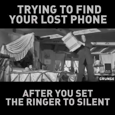 RT @Wellesnetcom Too funny not to share... Charles Foster Kane looking for his iPhone  #OrsonWelles #CitizenKane @BibiWelles @RealOrsonWelles