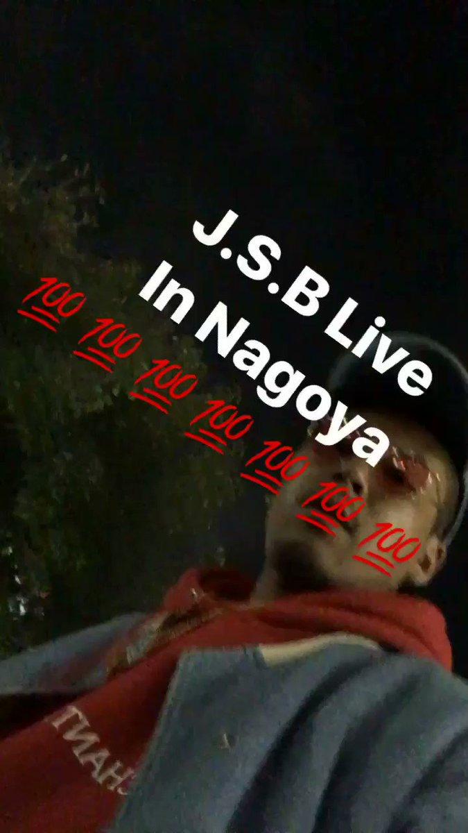 J.S.B Live in Nagoya