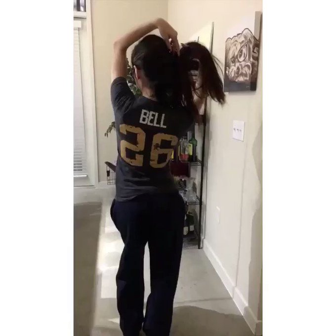 Only time I'll rock Steelers gear is for this. Congrats to the homie!!!!! You deserve it, Lev!! @L_Bell26