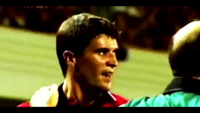 He s not on message but fukc it happy birthday Roy Keane .. they just don t make players like this anymore