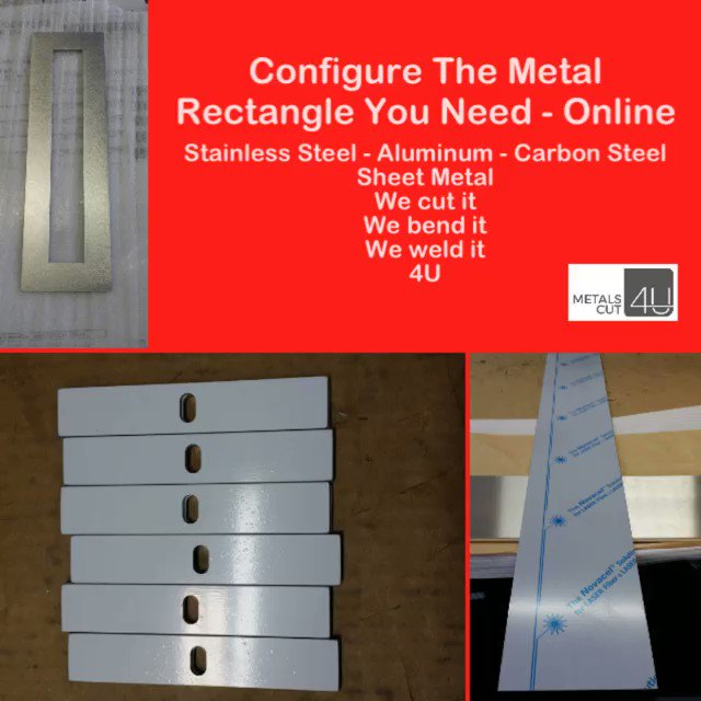 Buy Online Custom Cut Sheet Metals & Fabrication Services in Florida USA – Use 4 easy step processes