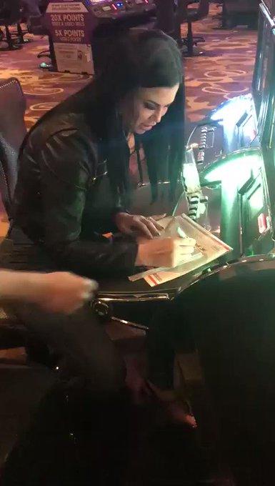Signing fan pics at the #HardRockHotel #lasvegas looking forward to a fun week!!! #AVN #AEE https://t