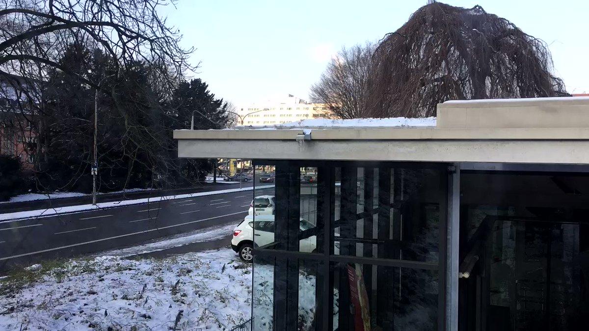 Guten Morgen Freiburg! Schön, hier zu sein. ☀️ #SCFFCB #Vorfreude http...