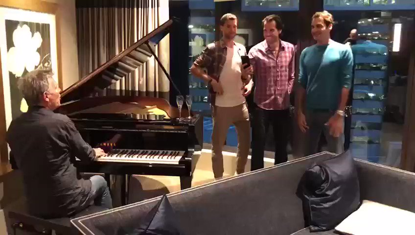 We're starting a boyband #NOTNSYNC @GrigorDimitrov @TommyHaas13 @officialdfoster https://t.co/oj5you11gH
