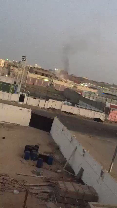 عاجل | عملية أمنية في حي الحرازات بمدينة #جدة والتفاصيل لاحقا عبر بيان...