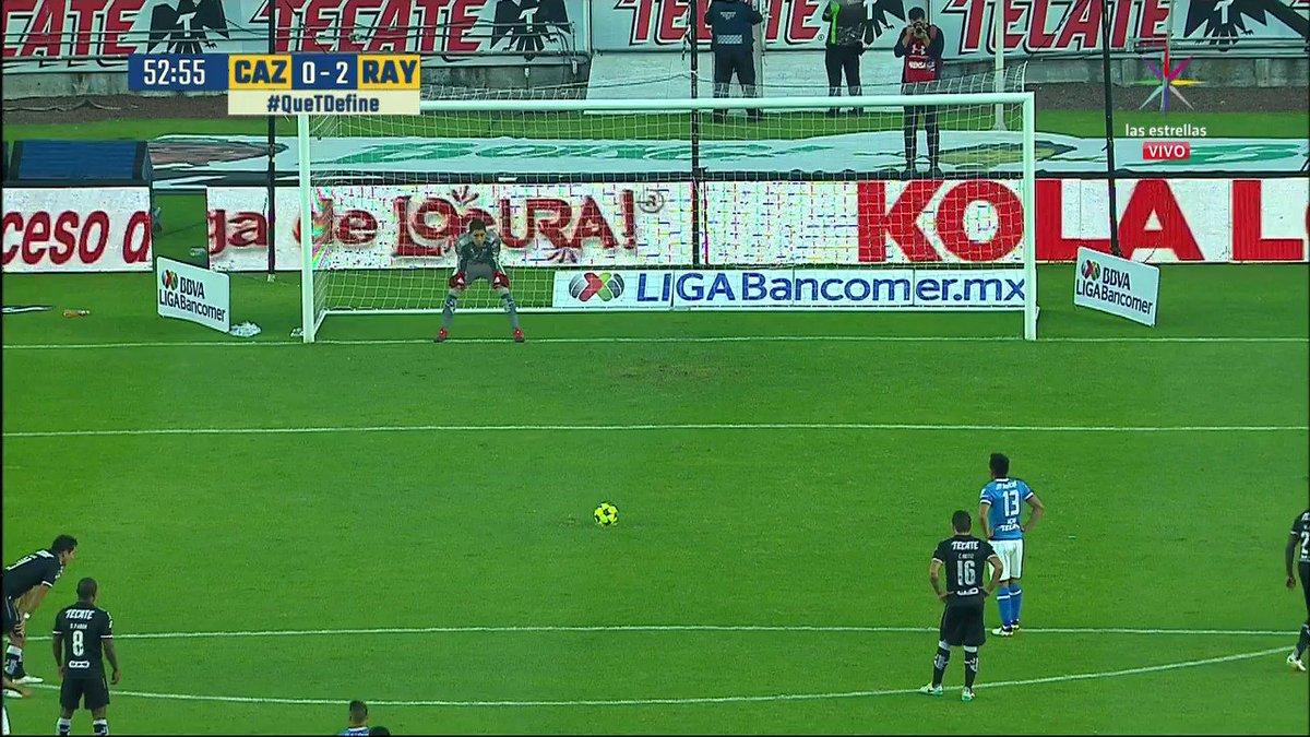 ¡¡¡Gol de Cruz Azul!!! Al 42' Cruz Azul 1-2 Monterrey. #AzulEsTodo htt...