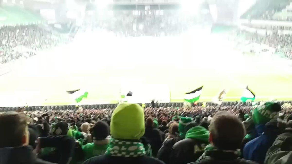 #ASSESCO allez les Verts! Réveille toi allez! #asse https://t.co/PrwaW...