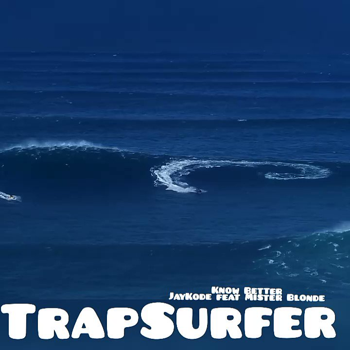#trapsurfer #trapmusic #TrapNation #trapcity  #jaykode  know better 🏄🏄🎧🎧🎬🔊🔊