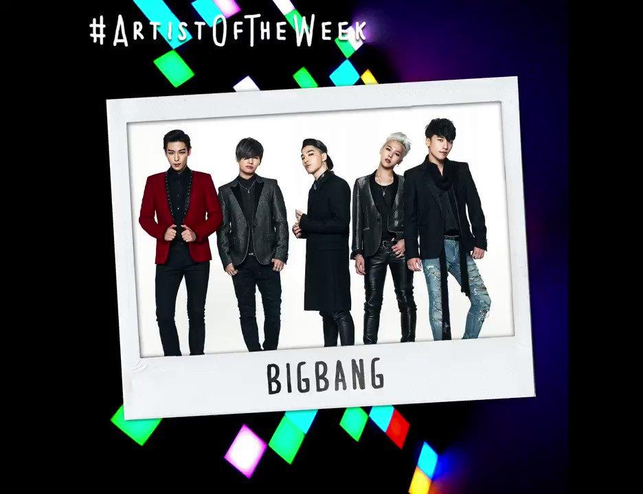 "Our #ArtistOfTheWeek is BIGBANG!  Catch their latest album ""MADE"" on kkbox: https://t.co/LjVMSxh2zu"