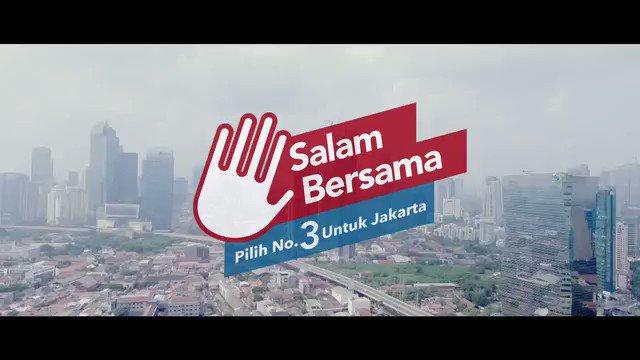 Goks nih. Kmrn udah dirilis lagu #SalamBersama oleh @uncledrie31 . Kli...