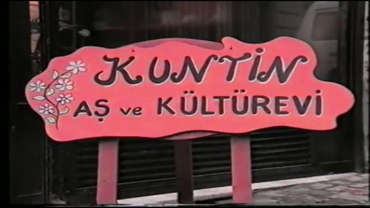Tarantinoesk şiddet ile Kafkaesk kaos arasında sıkıştım Sıdıka, 1998