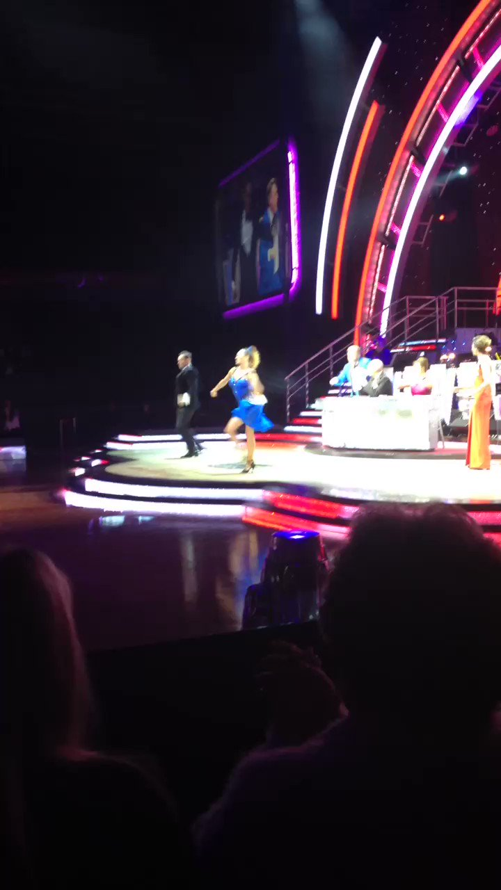 RT @LinseyBowring: Brilliant night @SCD2016UK well done! @CraigRevHorwood those moves!! @bbcstrictly https://t.co/9vL4WVL7Qa